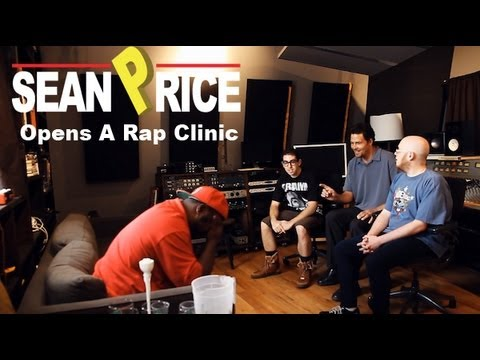 [VIDEO] Sean Price Opens A Rap Clinic